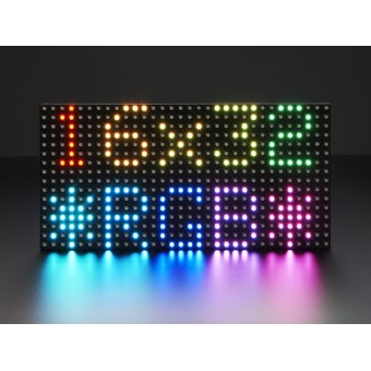 Matrice RGB LED 16x32