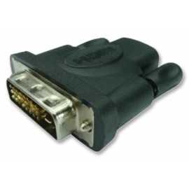 Adaptador audio video DVI a HDMI