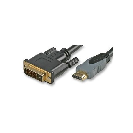 2M HDMI TO DVI CABLE