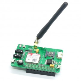 Carte d'extension SIM800 GSM GPRS pour Raspberry Pi
