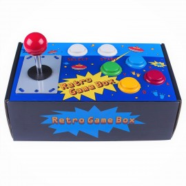 Retro Game Box DIY Raspberry Pi