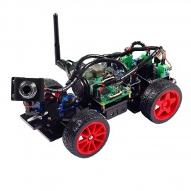 Smart Video Car para Raspberry Pi