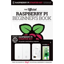Raspberry Pi Beginner's Book Officiel avec Kit Pi Zero W Offert