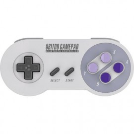 Manette 8bitDo SNES30 Bluetooth