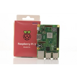 Raspberry Pi 3 Modelo B+ 1 GB