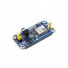 GSM / GPRS / GNSS / Bluetooth HAT pour Raspberry Pi