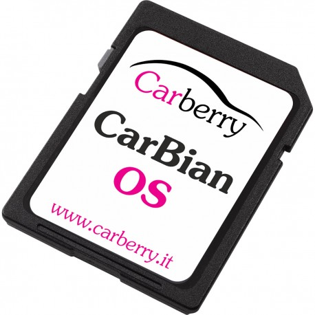 Carberry Micro SD Carbian