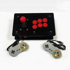 Consola Retro Gaming Arcade Multiplayer