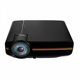Retroprojecteur Mini Projecteur HD 1080p LED