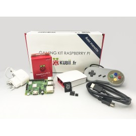 Gaming Kit Raspberry PI 3 Modelo B+