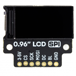 "Pantalla LCD color SPI 0,96 ""(160 x 80)"