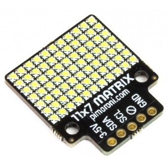 Matrice LED 11x7 breakout
