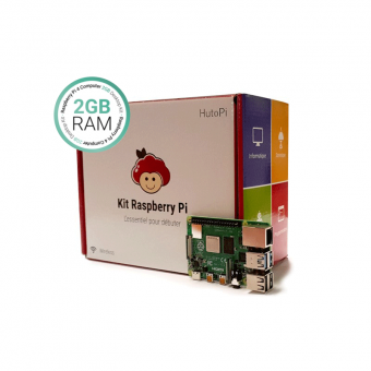 Kit Raspberry Pi4 - Budget